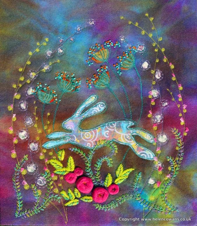 Rose Garden Hare
