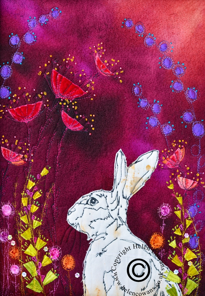 Red Hare copyright