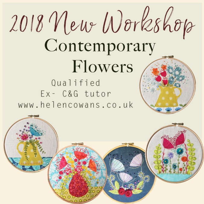 2018 Flowers Workshop